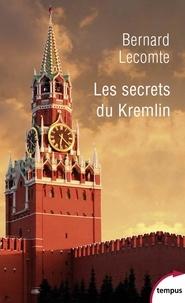 Ebooks téléchargement gratuit pour kindle Les secrets du Kremlin  - 1917-2017 en francais par Bernard Lecomte 9782262085636