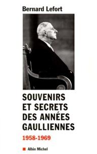 Souvenirs et secrets des années gaulliennes - 1958-1969.pdf