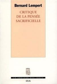 Bernard Lempert - .