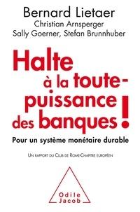 Openwetlab.it Halte à la toute-puissance des banques! - Pour un système monétaire durable Image