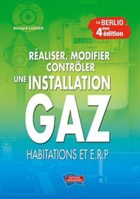 Deedr.fr Réaliser, modifier, contrôler une installation gaz (habitations et ERP) Image