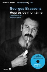 Georges Brassens, auprès de son âme - Bernard Lonjon |