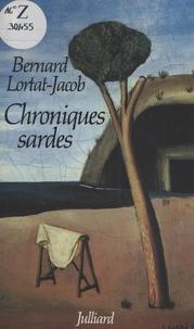 Bernard Lortat-Jacob - .