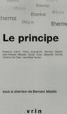 Bernard Mabille et Sylvain Roux - Le principe.