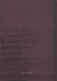 Bernard Mancier et Eric Chabrely - Ecorchés - Correspondance avec les antipodes.