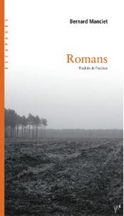 Bernard Manciet - Romans.