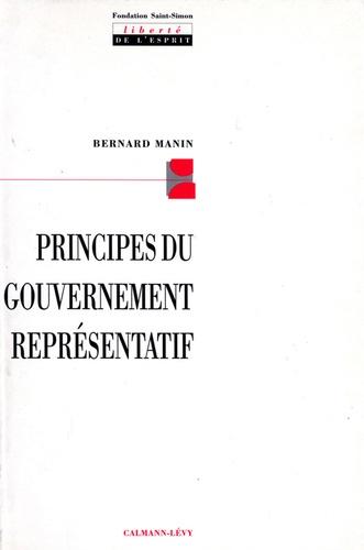 Principes du gouvernement représentatif - Format ePub - 9782702144763 - 9,99 €