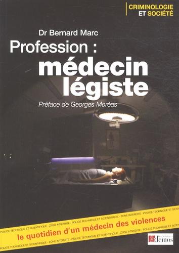 Profession médecin légiste. Le quotidien d'un médecin des violences