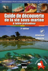 Deedr.fr Guide de découverte de la vie sous-marine à faible profondeur - Atlantique et Manche Image