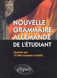 Deedr.fr Nouvelle grammaire allemande de l'étudiant Image