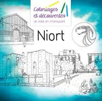 Bernard Martineau et Frédéric Brogard - Coloriages et découvertes Niort.