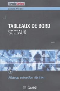 Bernard Martory - Tableaux de bord sociaux.