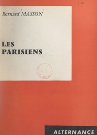 Bernard Masson - Les Parisiens.