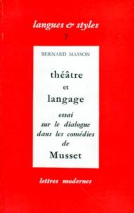 Bernard Masson - .