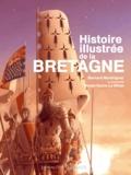 Bernard Merdrignac - Histoire illustrée de la Bretagne.