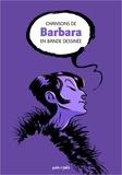Bernard Merle et Estelle Meyrand - Chansons de Barbara en bande dessinée.
