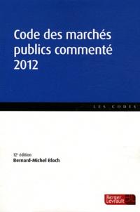 Code des marchés publics commenté 2012.pdf