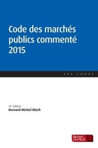 Checkpointfrance.fr Code des marchés publics commenté 2015 Image