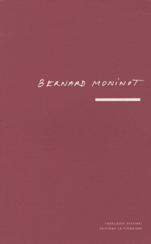 Bernard Moninot - La mémoire du vent.