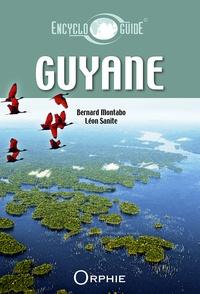 Bernard Montabo et Léon Sanite - Guyane.