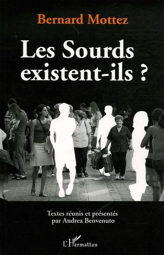 Bernard Mottez - Les Sourds existent-ils ?.
