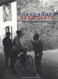 Galabria.be Gendarmes résistants - Du refus aux combats de la libération (1940-1945) Image