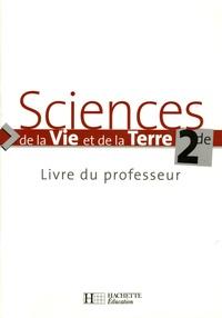Bernard Msihid et S Arrighi - Sciences de la Vie et de la Terre 2e - Livre du professeur.