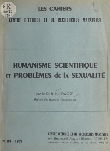 Humanisme scientifique et problèmes de la sexualité