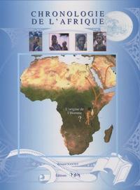 Bernard Nantet - Chronologie de l'Afrique.