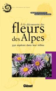 Feriasdhiver.fr A la découverte des fleurs des Alpes - 350 espèces dans leur milieu Image