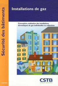 Installations de gaz - Conception, réalisation des installations domestiques de gaz individuelles ou collectives.pdf