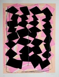 Bernard Noël - François Rouan - La découpe comme modèle.
