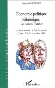 Economie politique britannique : les années Thatcher. La radioscopie de The Economist (5 mai 1979 - 24 novembre 1990).pdf