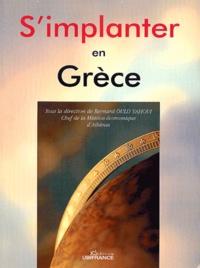 Bernard Ould Yahoui - S'implanter en Grèce.