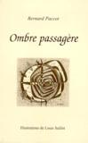 Bernard Paccot - Ombre passagère.