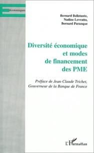 Accentsonline.fr Diversité économique et modes de financement des PME Image