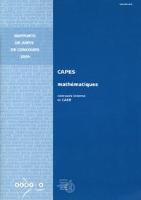 Era-circus.be CAPES mathématiques - Concours interne et CAER Image
