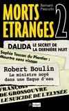 Bernard Pascuito - Morts Etranges 2.