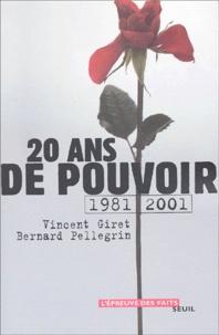 Bernard Pellegrin et Vincent Giret - .