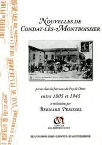Bernard Périssel - Nouvelles de Condat-lès-Montboissier.
