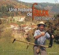 Bernard Peyrol - Une histoire de faux : Pont-Salomon.