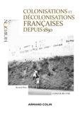 Bernard Phan - Colonisations et décolonisations françaises depuis 1850.