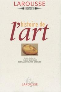 Bernard-Philippe Groslier et  Collectif - Histoire de l'art.