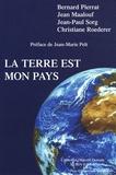 Bernard Pierrat et Jean Maalouf - La Terre est mon pays.