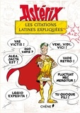 Bernard-Pierre Molin - Astérix : Les expressions latines expliquées de A à Z.