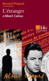 Bernard Pingaud - L'Etranger d'Albert Camus.