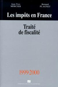 Bernard Plagnet et Jean-Yves Mercier - .