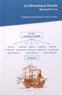 Bernard Pottier - La sémantique illustrée.