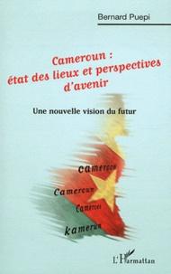 Bernard Puépi - Cameroun : état des lieux et perspectives d'avenir - Une nouvelle vision du futur.