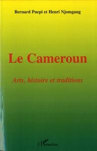 Bernard Puépi - Le Cameroun.